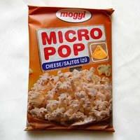 Попкорн Micro Pop  Mogyi со вкусом сыра  100гр Польша