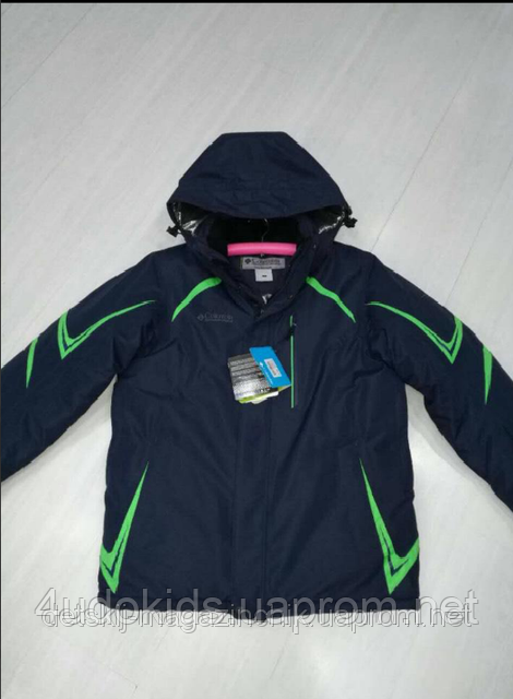 86b17cdd Куртка зимняя Columbia