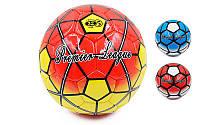 Мяч футбольный №5 DX PREMIER LEAGUE  (№5, 5 сл., цвета в ассортименте)