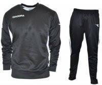 Костюм тренировочный с зауженными штанами Diadora Messina Suit
