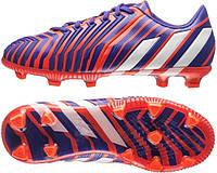 Детские футбольные бутсы  Adidas JR Predator Instinct LZ FG