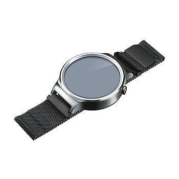 Міланський сітчастий ремінець для годинника Huawei Watch 1 - Black