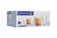 Набор стаканов 270 мл LUMINARC ACROBATE