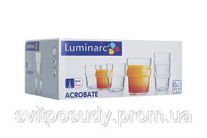 Набор стаканов 270 мл LUMINARC ACROBATE, фото 2