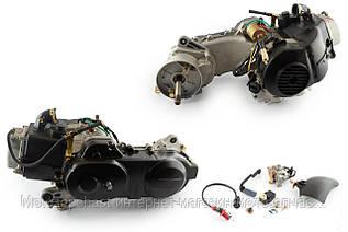 Двигатель GY6 80cc 10 колесо (под два амортизатора) +карбюратор Formula6