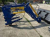 Погрузчик фронтальный универсальный НФУ-800 МТЗ ЮМЗ
