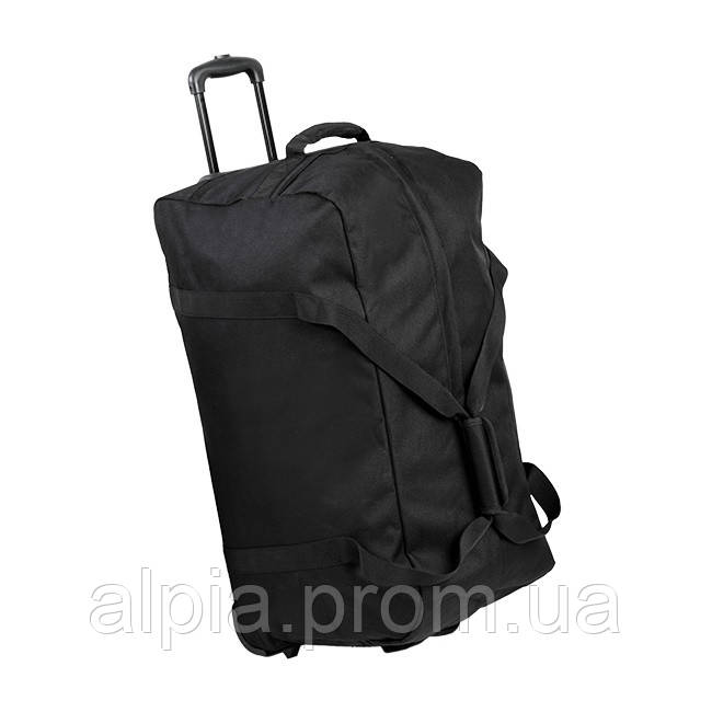 Дорожная сумка на колесах Members Holdall On Wheels Large 106 Black