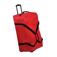 Дорожная сумка на колесах Members Holdall On Wheels Large 106 Red