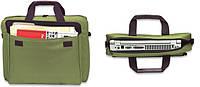 Сумка для ноутбука Manhattan Notebook Case-London Briefcase DarkCitron