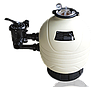 Песочные фильтр EMAUX   MFS 17