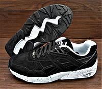 Черные мужские кроссовки Fenty Puma Trinomic
