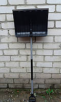 Лопата снегоуборочная MAAN (черная)
