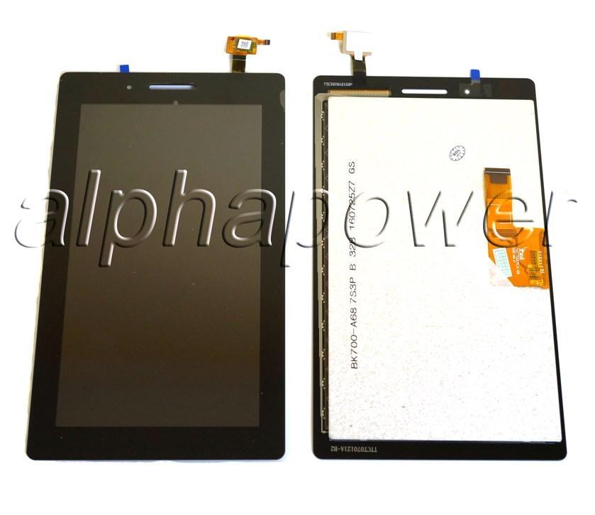 Модуль сенсор + дисплей Lenovo Tab 3 710