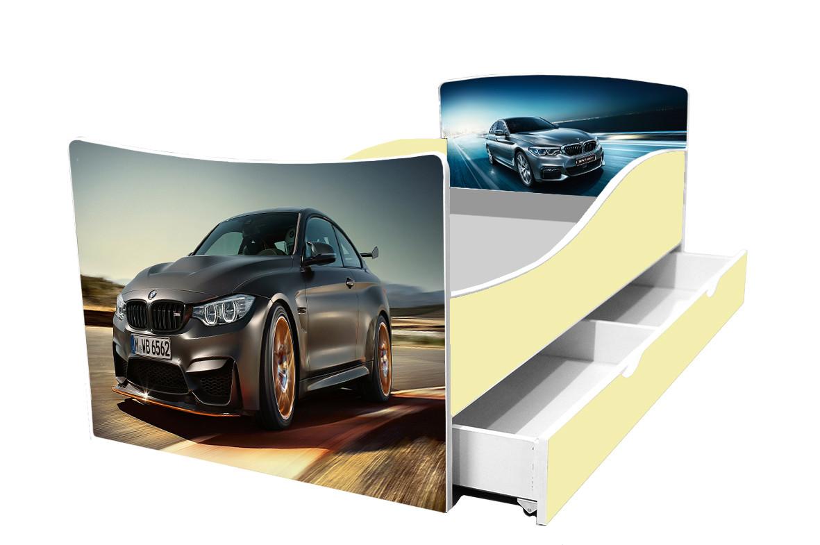 Кровать  BMW 57  (KINDER)