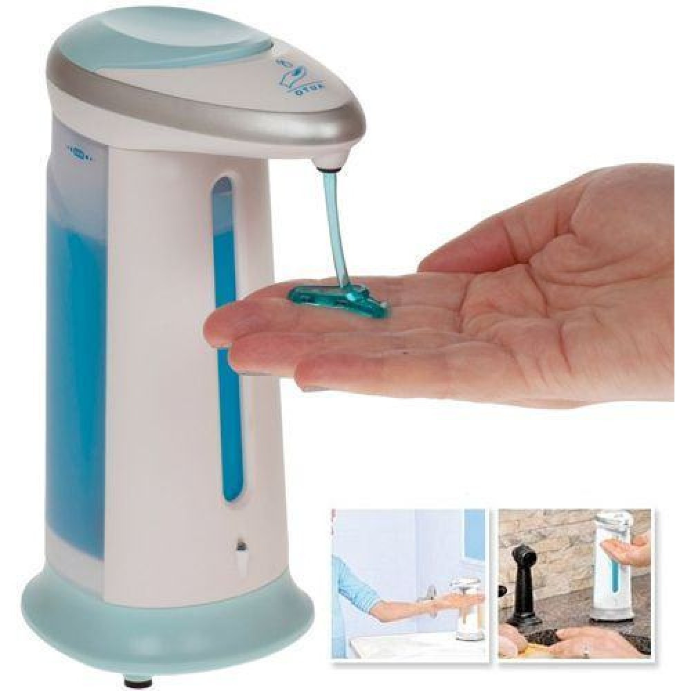 1002155 Сенсорный дозатор жидкого мыла Automatic Soap & Sanitizer Dispenser, мыльница, мыльница киев, мыльницу - VeLife в Закарпатской области