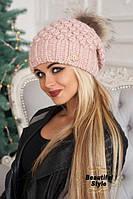 Женская шапка Эвелина