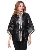 Куртка 44316 ZIG 037, Цвет Чёрный, Размер M