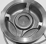 Клапан обратный нержавеющий подпружиненный GENEBRE тип 2415 AISI316 Ду125 Ру25, фото 3