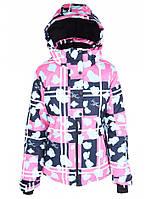 Лижна жiноча куртка, термокуртка, водонепроникна.