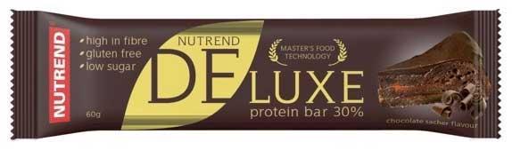 Батончик протеиновый Nutrend - DeLuxe protein bar 30% (60 грамм) шоколадный торт