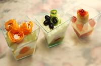 Alcas Квадратні стаканчики для десертів Біжу 60 мл (257/4)
