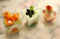 Квадратні стаканчики для десертів Біжу 60 мл Alcas (257/4)
