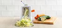1002354 Овощерезка спиральная, ручная, 1002354, Spiralizer, овощерезка Spiralizer, китайская овощерезка домашняя, овощерезка ручная, овощерезка,