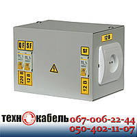 Ящик с понижающим трансформатором IEK УХЛ4 IP30 ЯТП-0,25