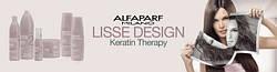 Кератиновое выпрямление волос LISSE DESIGN Keratin Therapy Alfaparf