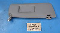 Козырек солнцезащитный BMW E34, 51168117515