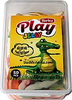 Желейная конфета Pley Jelly Крокодил 50 шт (Torku)