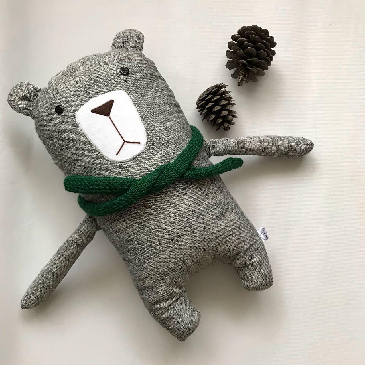 Іграшка ведмедик Венсан