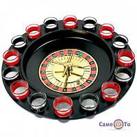 П'яна рулетка 16 чарок, 1001338, П'яна рулетка, рулетка з чарками, алко рулетка, алкогольна рулетка, п'яна рулетка купити, гра п'яна рулетка