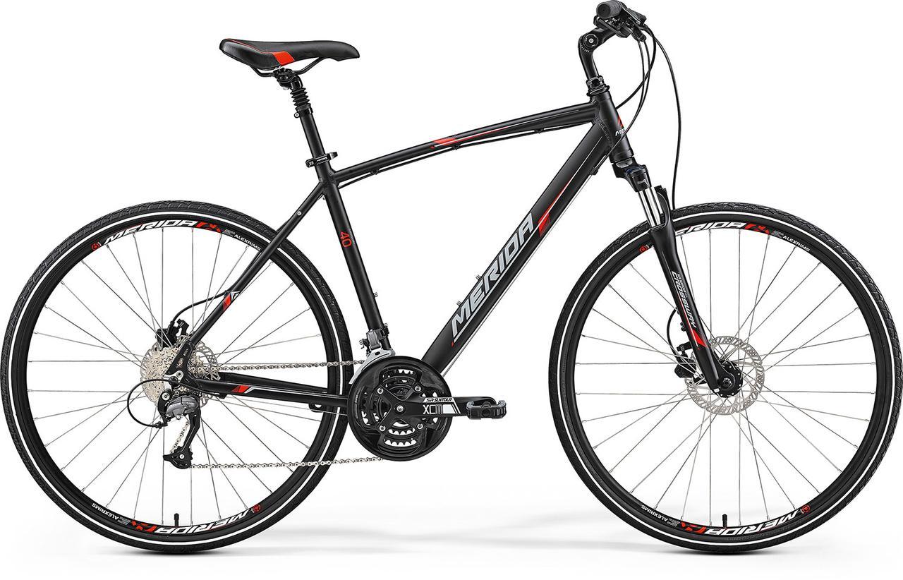 """Велосипед 28"""" Merida Crossway 40-D (2017)"""