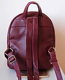 Женский рюкзак Moschino. Городской рюкзак. Стильные женские рюкзаки., фото 2