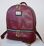 Женский рюкзак Moschino. Городской рюкзак. Стильные женские рюкзаки., фото 6