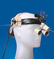 Лупа налобная хирургическая LNH- 400 (2,5Х)