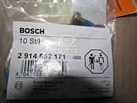 Винт с внутр шестигр гол (Производство Bosch) 2 914 552 171