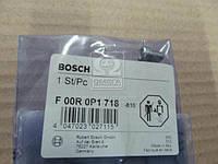 Винт с цилиндр. головкой (Производство Bosch) F 00R 0P1 718