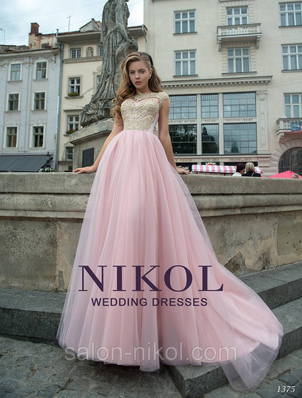 Вечернее, выпускное платье 13-75