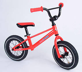 Беговел Kiddimoto BMX2 red