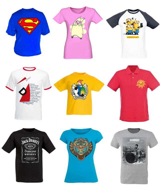 Надписи на футболках для девушек в Днепре