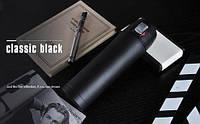 Термос Starbucks - тамблер термокружка с безопасной крышкой (Старбакс) 450 мл черный, фото 1
