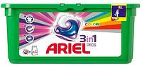 Средство д/стирки Ariel 3в1 Color капсулы 28шт.