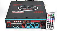 Усилитель AMP AV 316 BT / 308 Хит продаж!