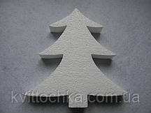 Копия Ёлка резная h-15 см.