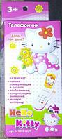 Детский раскладной телефон Hello Kitty