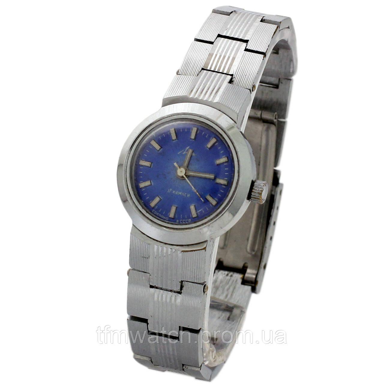 Часы Луч 17 камней сделано в СССР - Магазин старинных, винтажных и  антикварных часов TFMwatch 6733d1e3ba7
