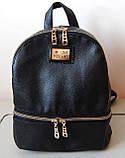 Женский рюкзак Moschino. Городской рюкзак. Стильный рюкзак. Молодёжный рюкзак. Лучшие рюкзаки., фото 7