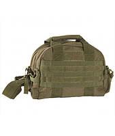Тактическая сумка Mil Tec AMMO SHOULDER BAG Oliva (13727001)